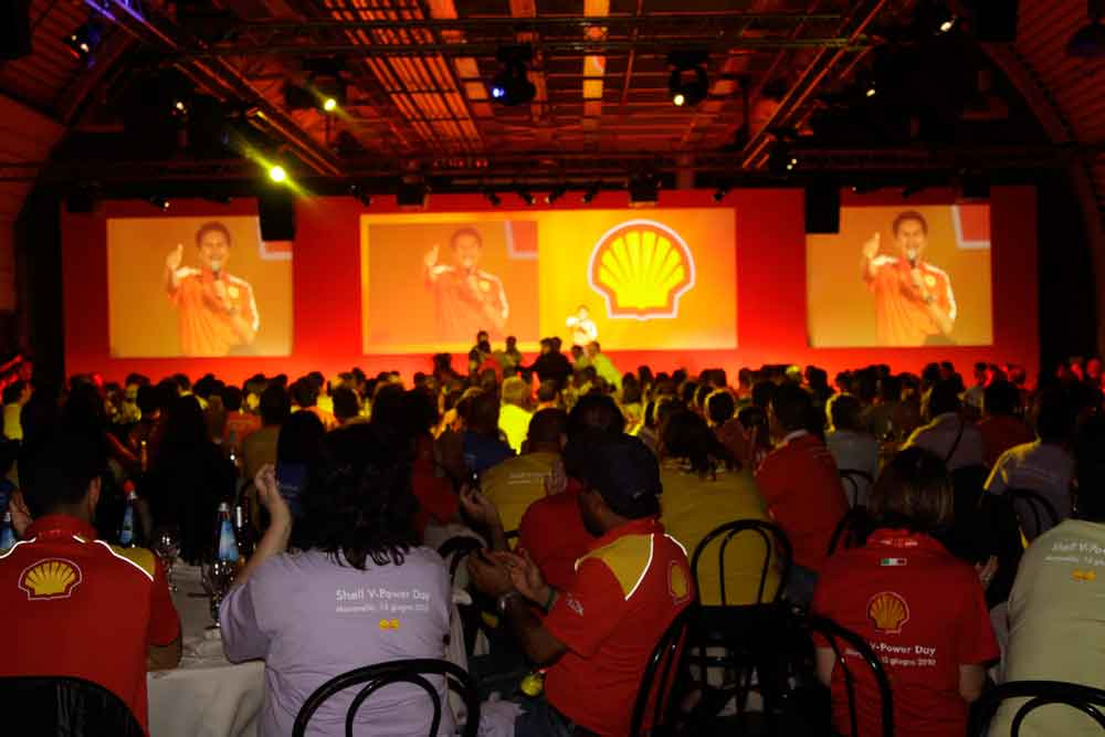 Shell Italia Meeting